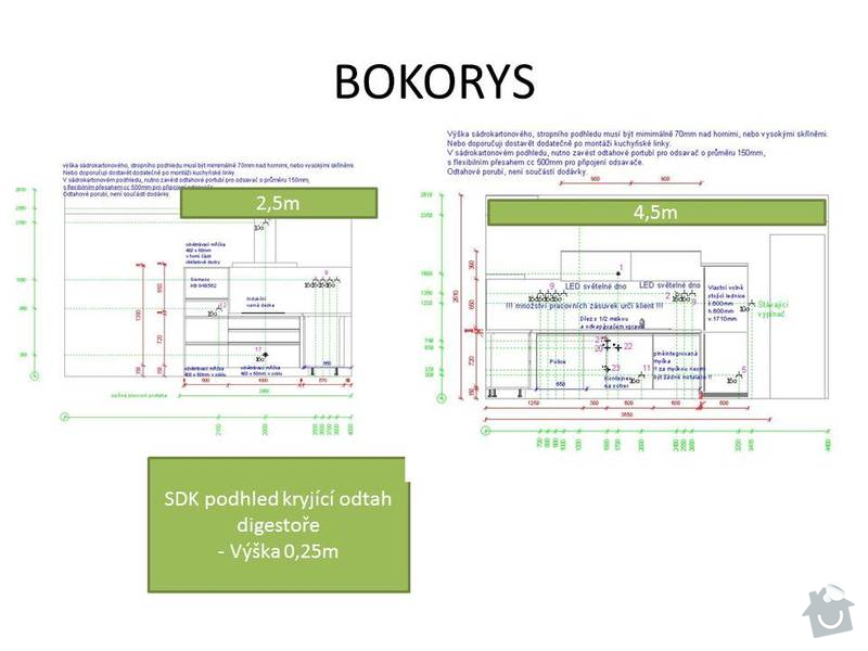 Sadrokartonovy podhled: SDK_-_bokorys