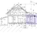 Pristavba rodinneho domu bokorys konstrukce