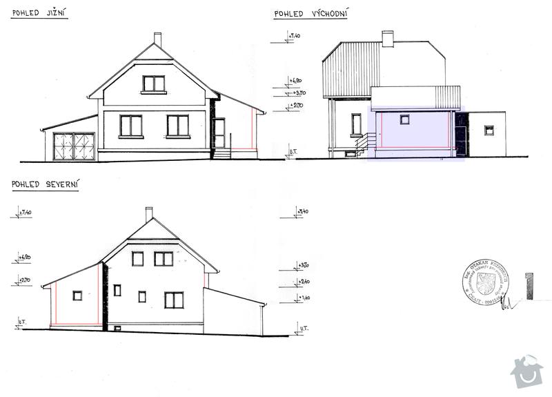 Přístavba rodinného domu: finalni_stav_-_z_boku_rev2