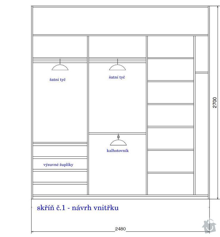 Vestavěné skříně na míru, posuvné dveře: skrin_1_-_vnitrek