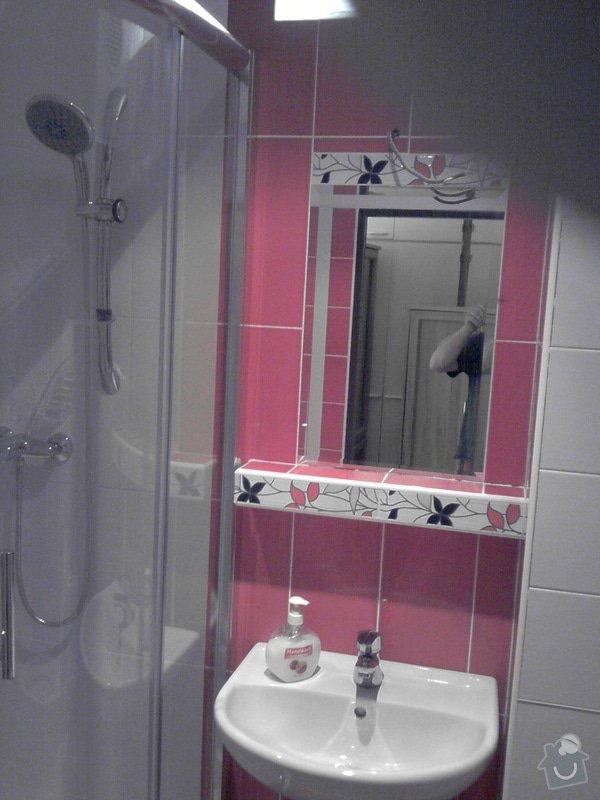 Obklad koupelny  2,4mx1,5m,Ytong.: P190812_18.40