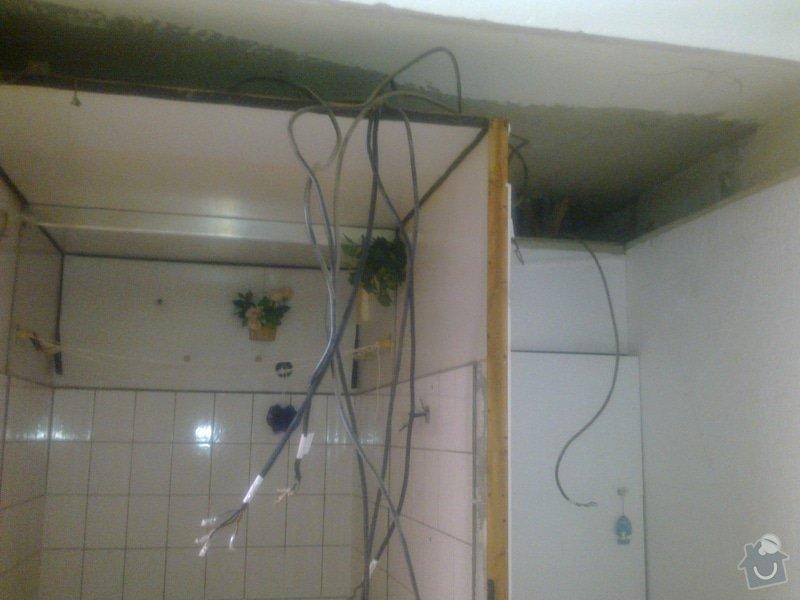 Rekonstrukce koupelny a kuchyně v Líšni: Obraz0405