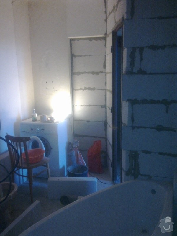 Rekonstrukce koupelny a kuchyně v Líšni: Obraz0419