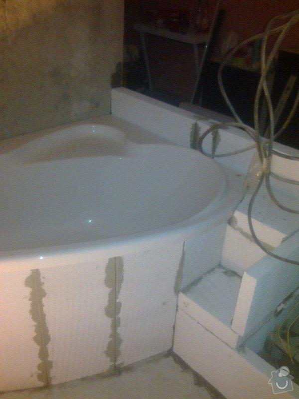 Rekonstrukce koupelny a kuchyně v Líšni: Obraz0423