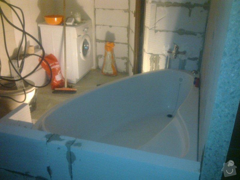 Rekonstrukce koupelny a kuchyně v Líšni: Obraz0425
