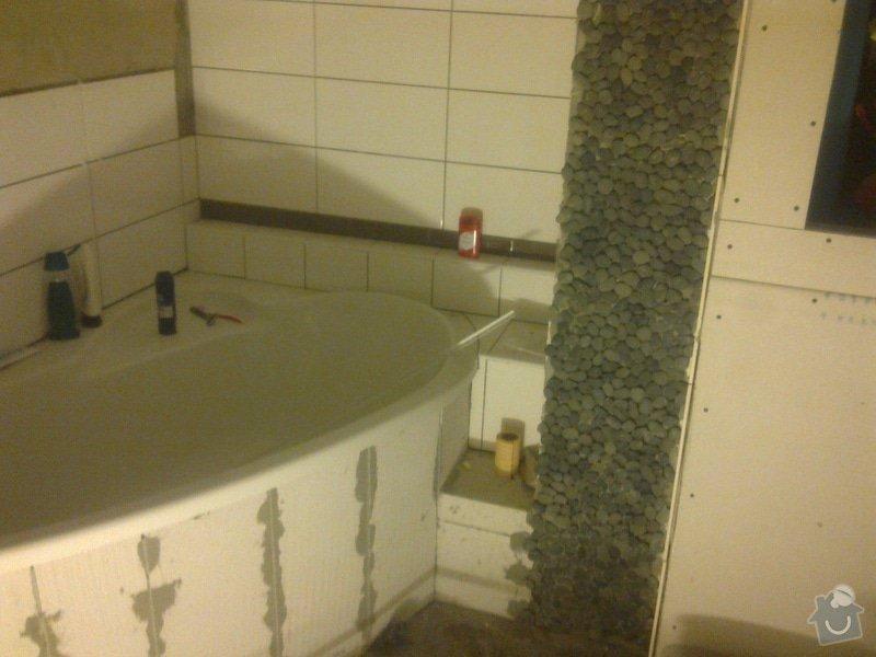 Rekonstrukce koupelny a kuchyně v Líšni: Obraz0443