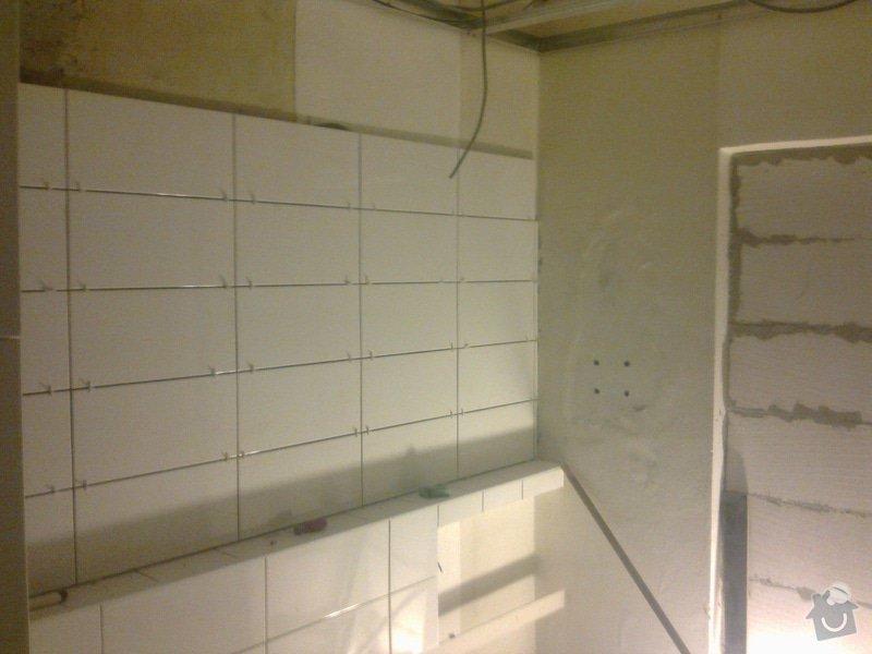 Rekonstrukce koupelny a kuchyně v Líšni: Obraz0445