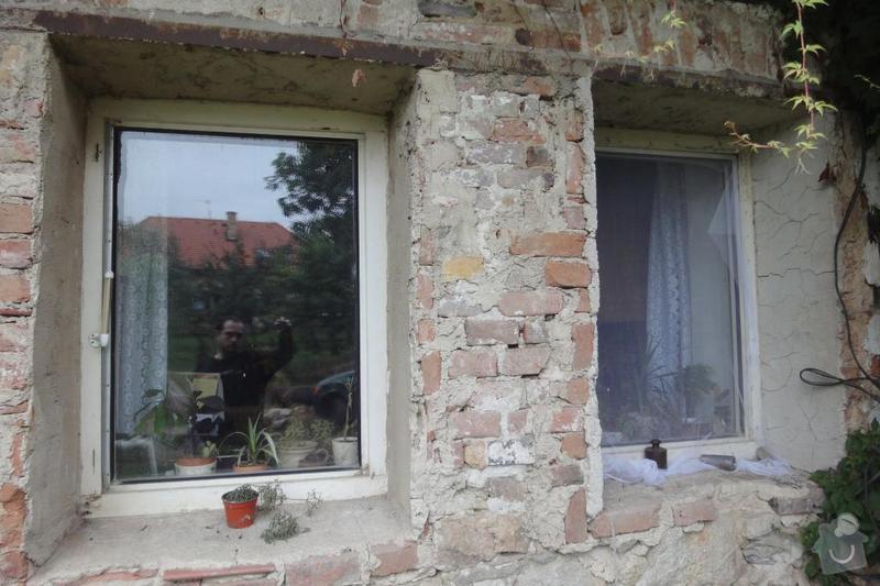Výměna oken včetně jejich dodávky: DSC05704