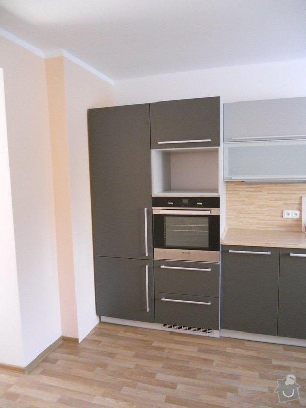 Výroba a montáž kuchyšké linky.: DSCN0001