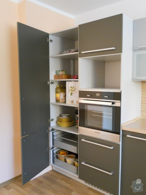 Výroba a montáž kuchyšké linky.: DSCN1291