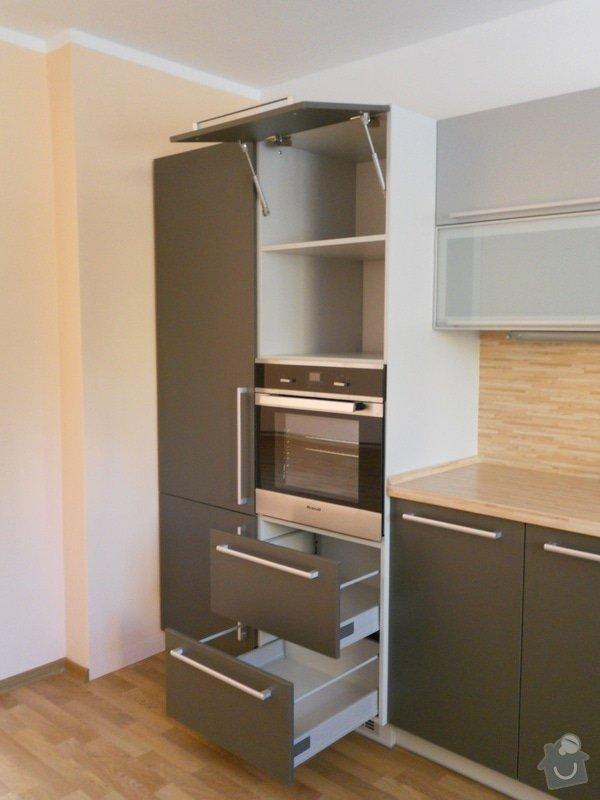 Výroba a montáž kuchyšké linky.: DSCN1294