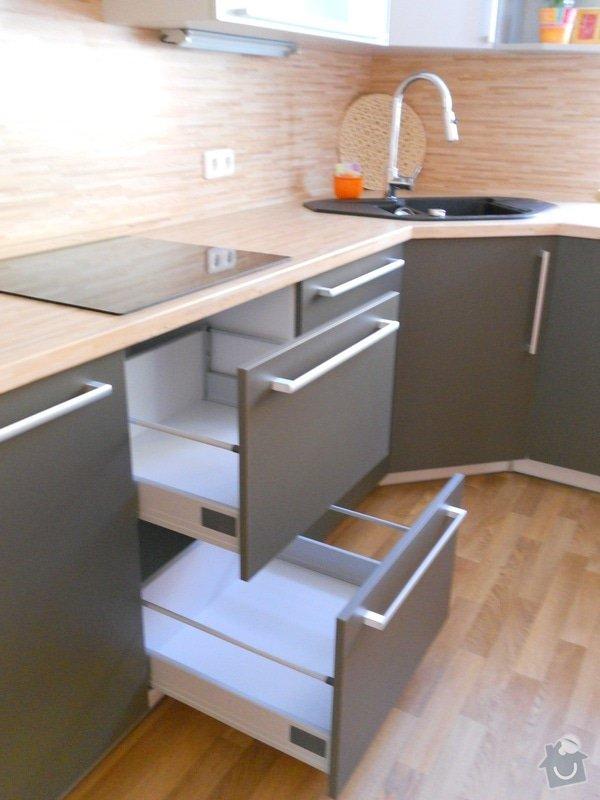 Výroba a montáž kuchyšké linky.: DSCN1299