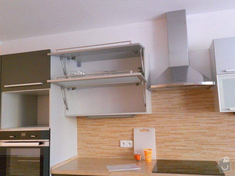 Výroba a montáž kuchyšké linky.: DSCN1300