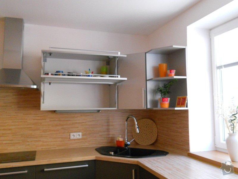 Výroba a montáž kuchyšké linky.: DSCN1302