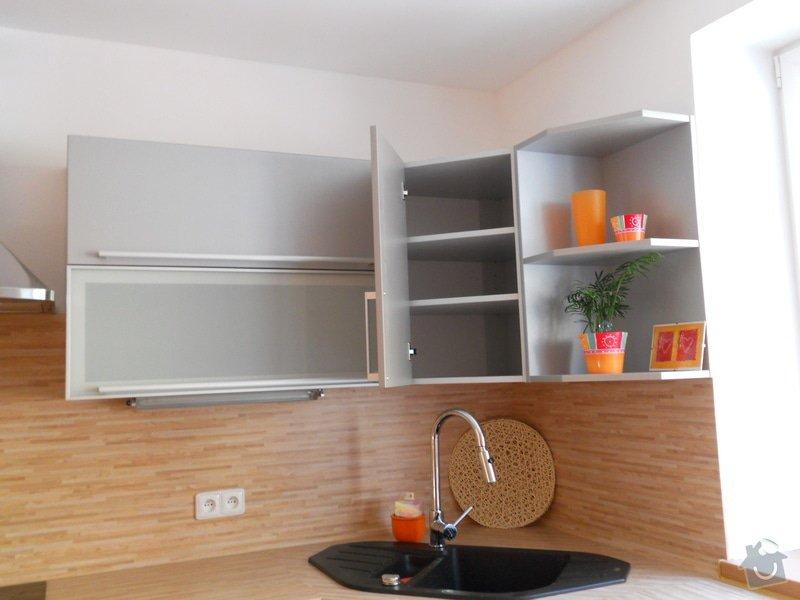 Výroba a montáž kuchyšké linky.: DSCN1303