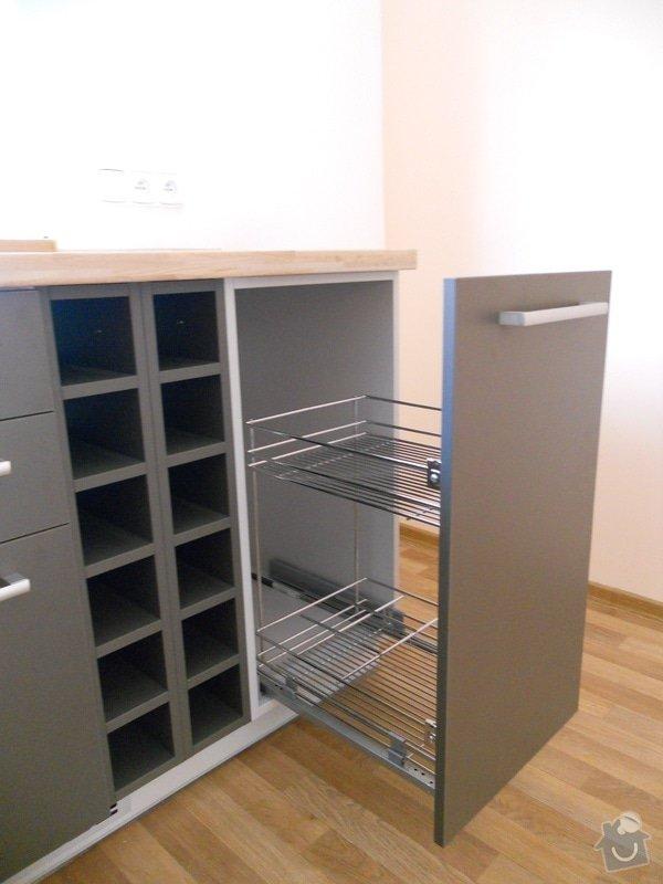 Výroba a montáž kuchyšké linky.: DSCN1307