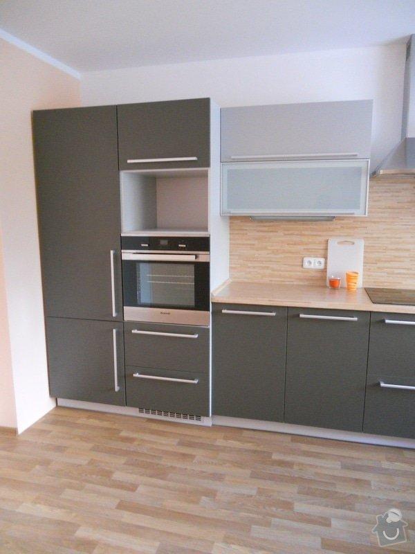 Výroba a montáž kuchyšké linky.: DSCN1311