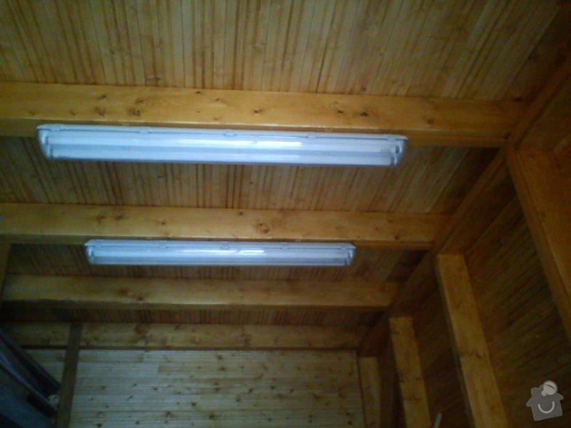 Elektroinstalace v dřevostavbě/kůlně: DSC00809
