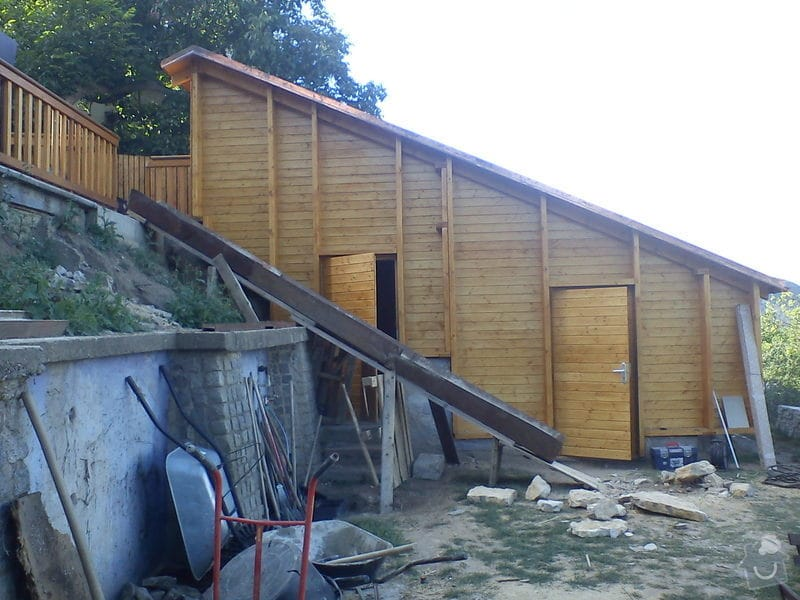 Elektroinstalace v dřevostavbě/kůlně: DSC00811