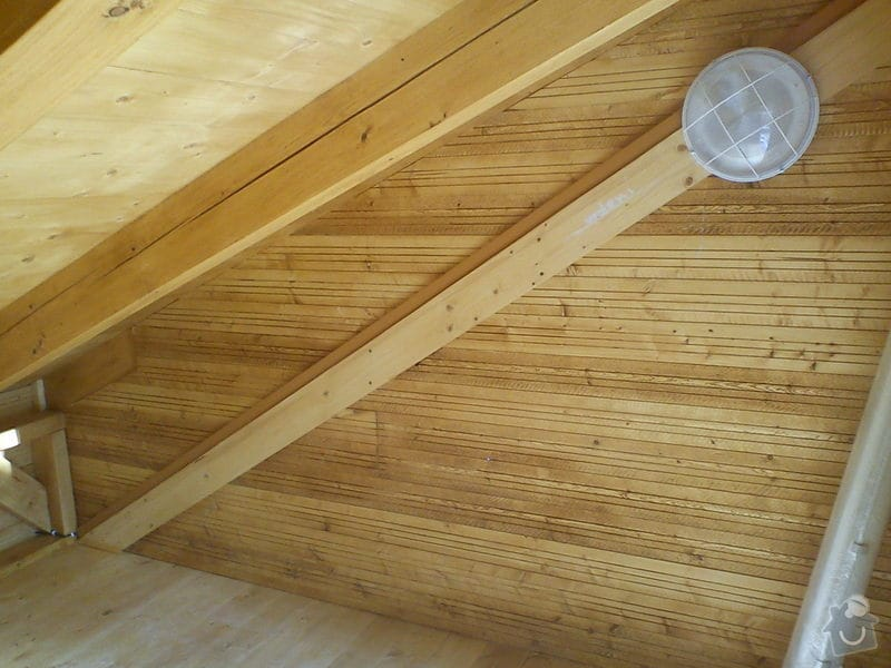 Elektroinstalace v dřevostavbě/kůlně: DSC00812