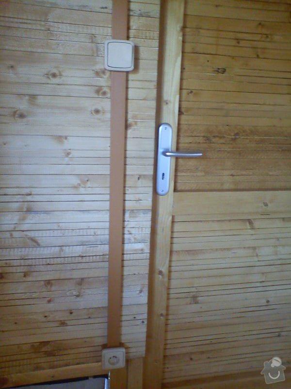 Elektroinstalace v dřevostavbě/kůlně: DSC00806