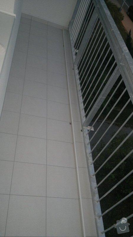 Balkon dlažba: 21082012584