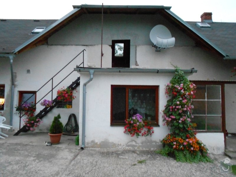 Rekonstrukce izolace a stresni krytiny (veranda): veranda_strecha_4