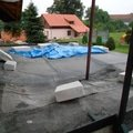 Rekonstrukce izolace a stresni krytiny veranda veranda strecha 1
