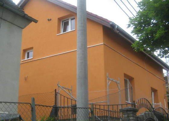 Zateplení RD Plzeň. Program Zelená úsporám