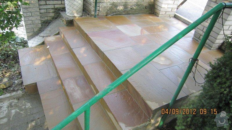 Oprava venkovních schodů: IMG_2454