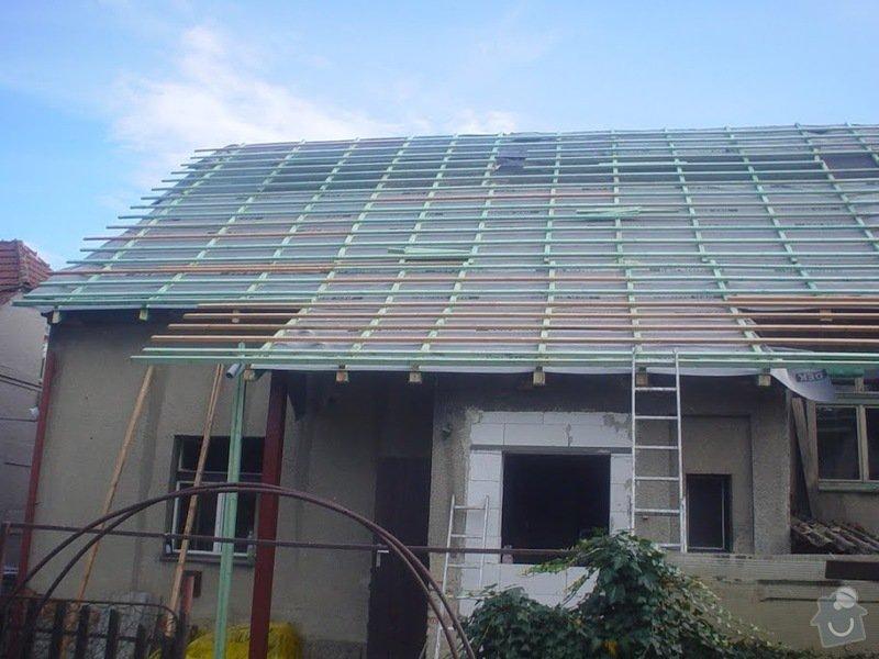 Rekonstrukce střechy Nýřany: DSC03744-1