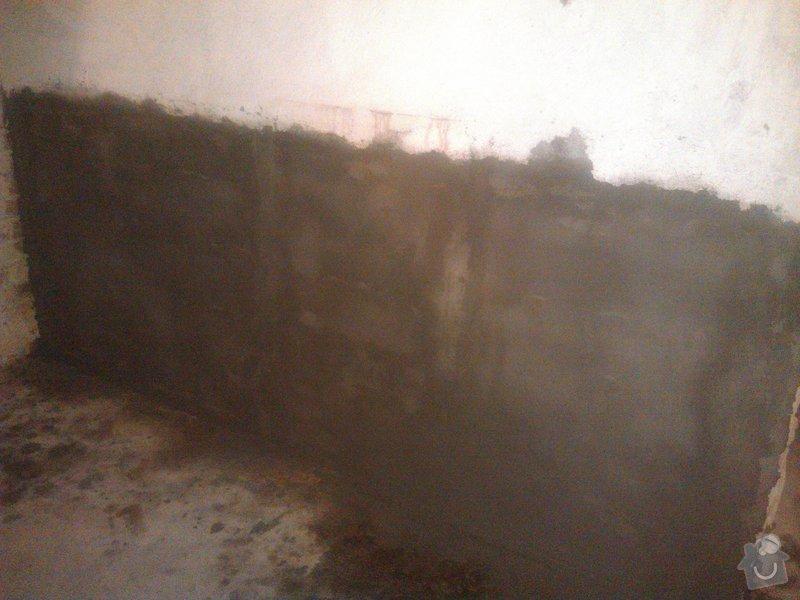 Omítnutí sklepní místnosti: CameraZOOM-20120903174402236