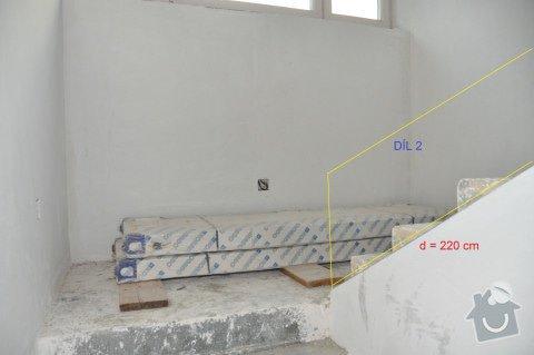 Dodávku skleněného zábradlí s dřevěným madlem: DSC_0142_127