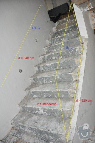 Dodávku skleněného zábradlí s dřevěným madlem: DSC_0143_128