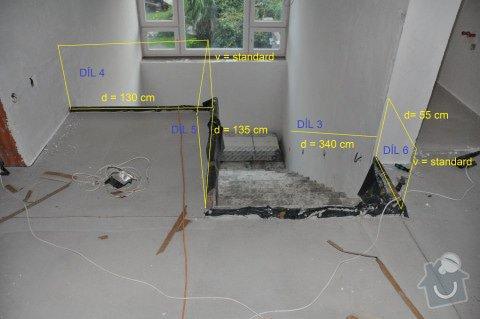 Dodávku skleněného zábradlí s dřevěným madlem: DSC_0152_131
