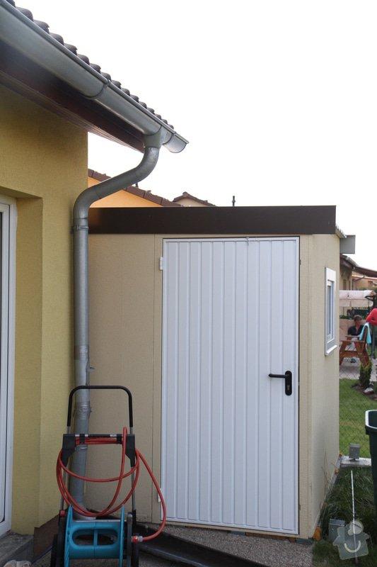 Střecha na zahradní domek: IMG_1417