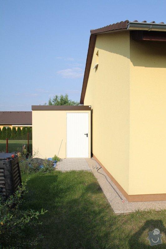 Střecha na zahradní domek: IMG_1414