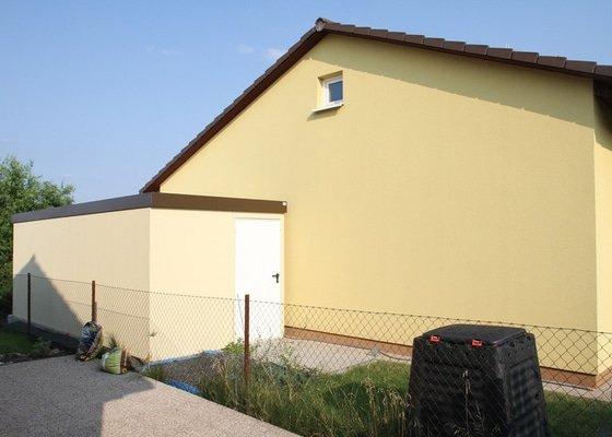 Střecha na zahradní domek