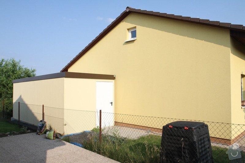 Střecha na zahradní domek: IMG_1416