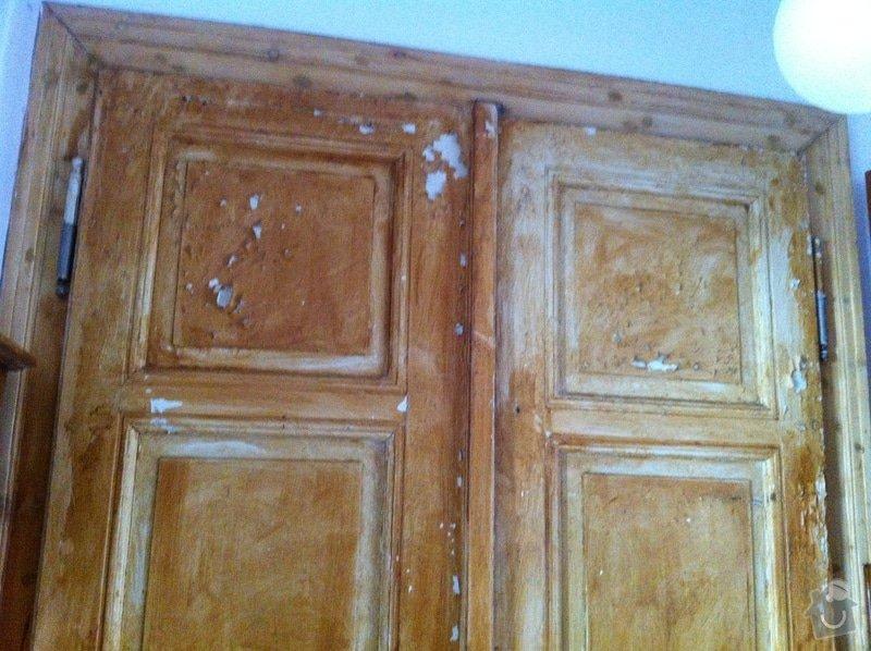 Renovace vstupních dveří: IMG_1251