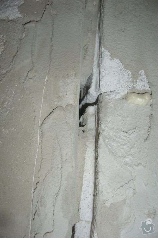 Příprava pro osazení vchodových dveří - podruhé: P1090039a
