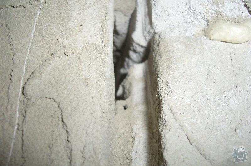 Příprava pro osazení vchodových dveří - podruhé: P1090043