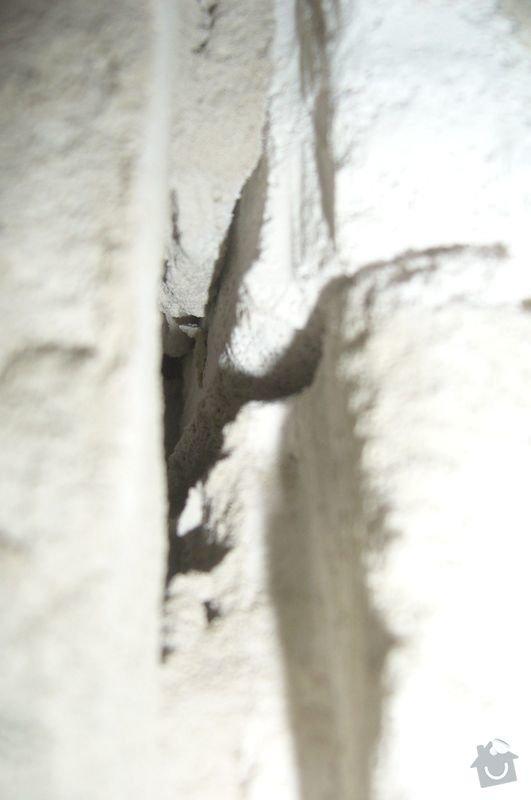 Příprava pro osazení vchodových dveří - podruhé: P1090041a