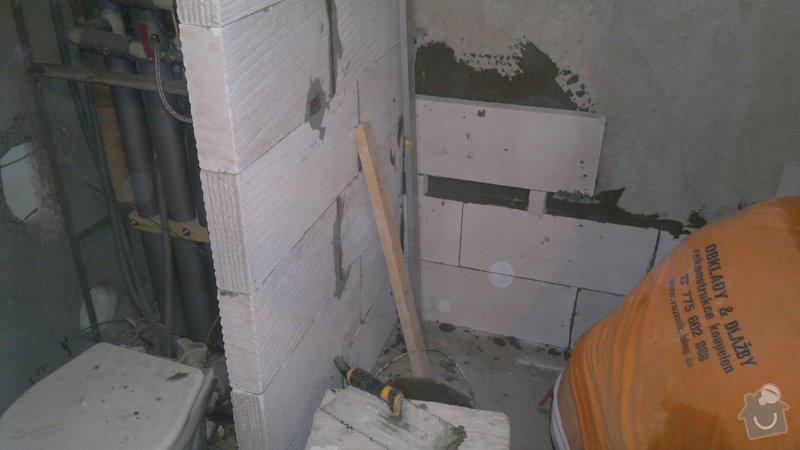 Rekonstrukce bytu 1 + kk 33m: 2012-08-21-2813