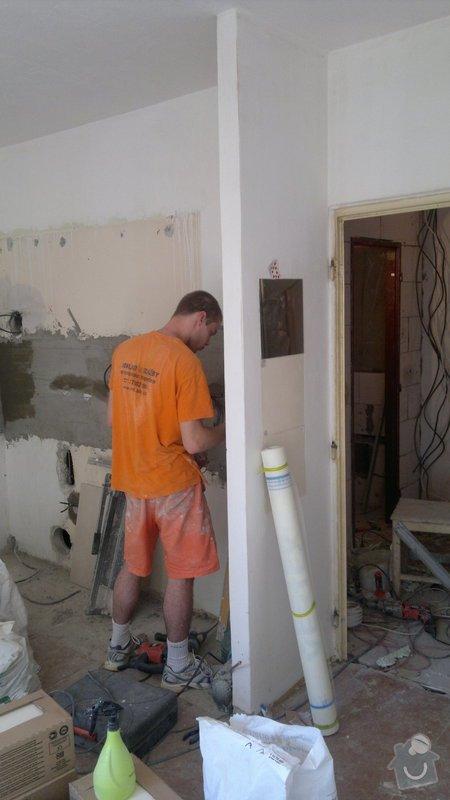 Rekonstrukce bytu 1 + kk 33m: 2012-08-23-2817