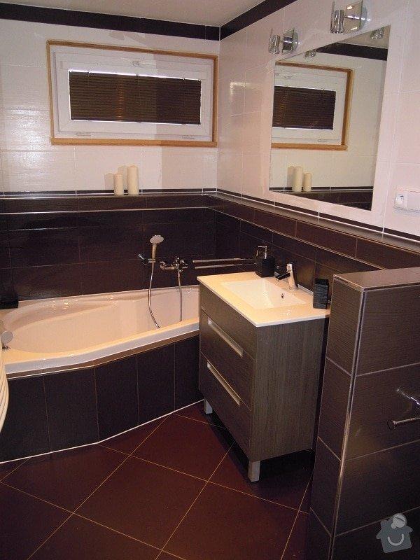 Kompletní rekonstrukce koupelny: 165-01-Skrivanek-Hejnice