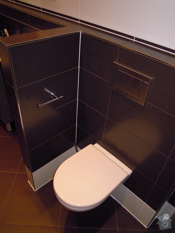 Kompletní rekonstrukce koupelny: 165-02