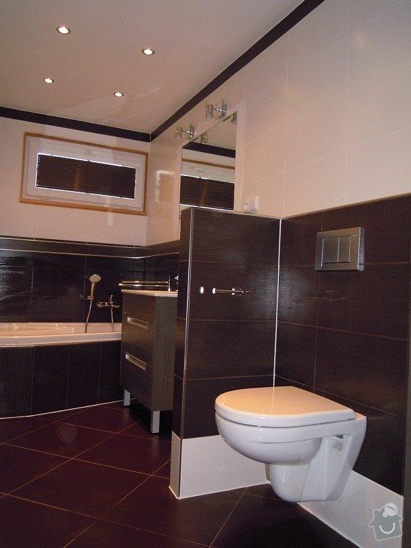 Kompletní rekonstrukce koupelny: 165-03