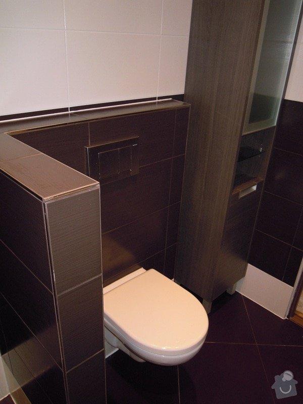 Kompletní rekonstrukce koupelny: 165-04