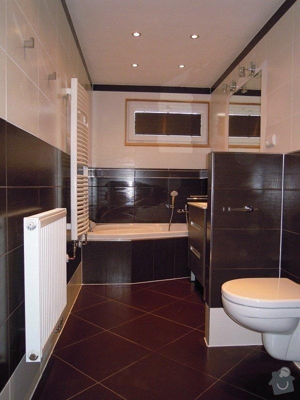 Kompletní rekonstrukce koupelny: 165-05